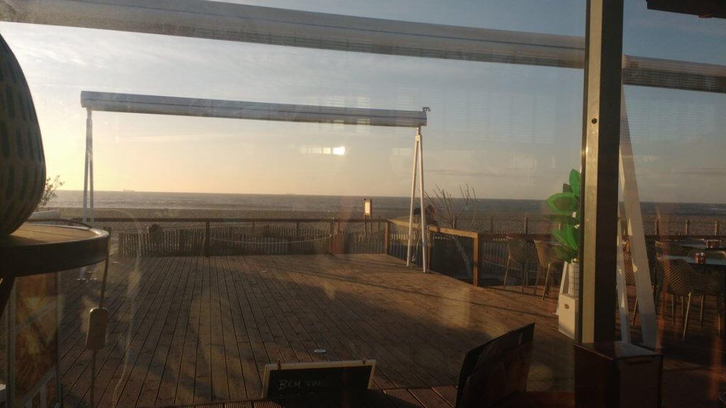 Strand von Vila Nova de Gaia