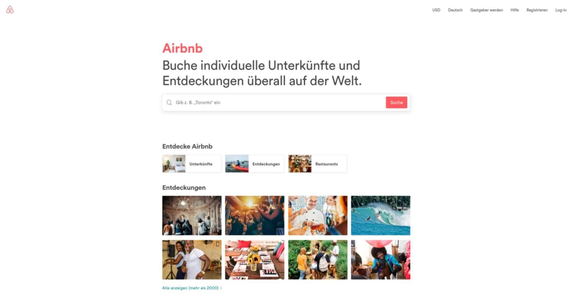 Airbnb Erfahrungen 2019 - Wie komfortabel & seriös sind die Unterkünfte?