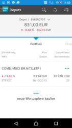 Consorsbank Android App