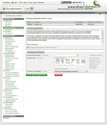 DomainFactory Kündigung