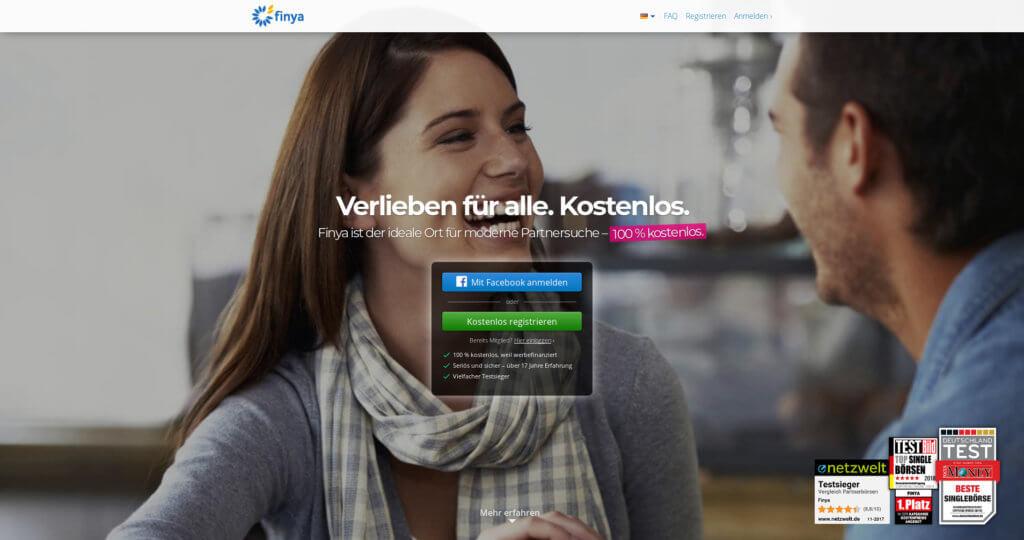 Finya Erfahrungen 2021 - Finde Dates in der kostenlosen