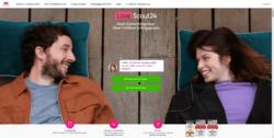 LoveScout Startseite