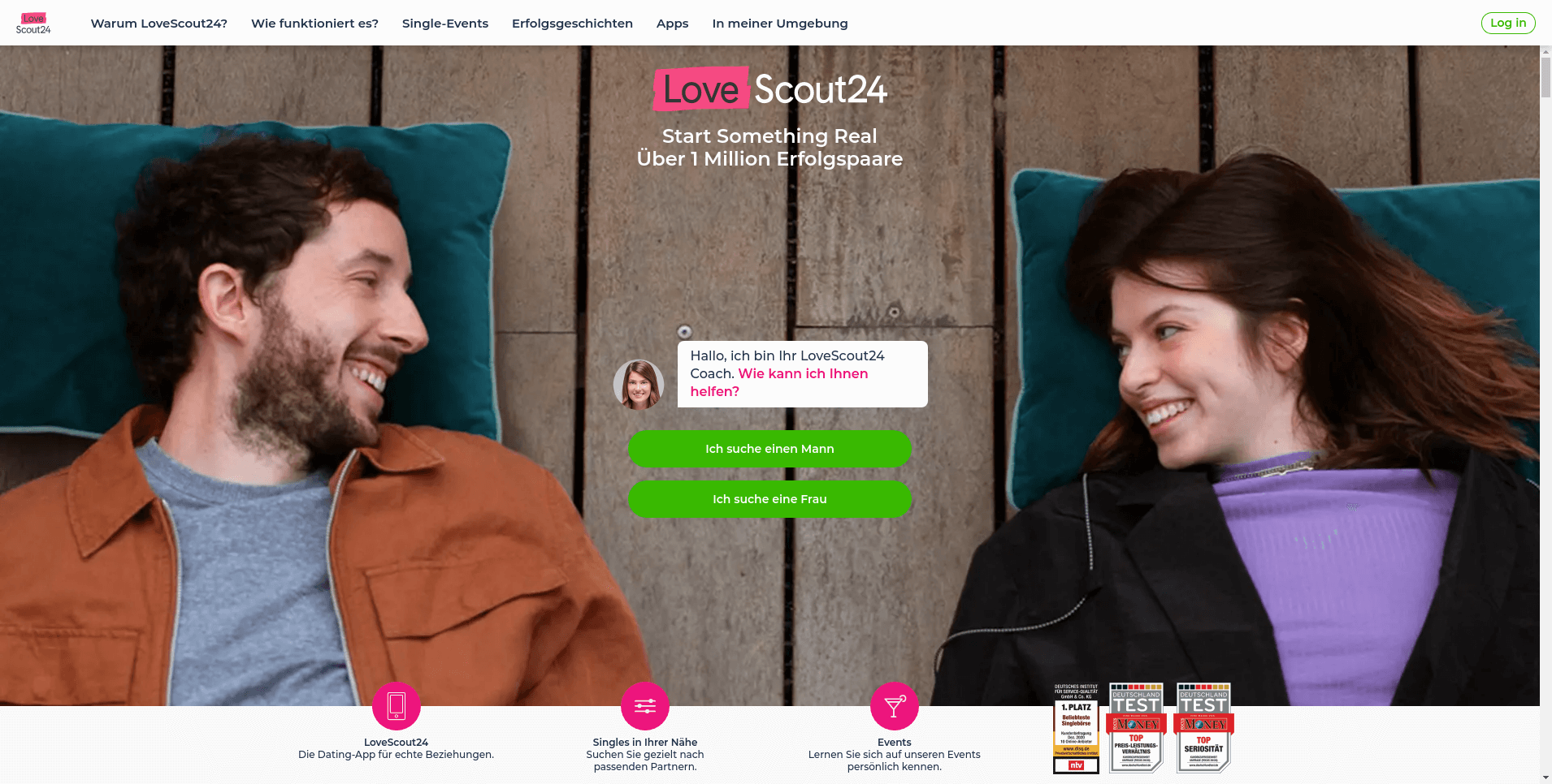 Lovescout24 profil löschen